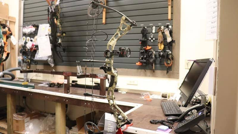Diamond Prism compound bow