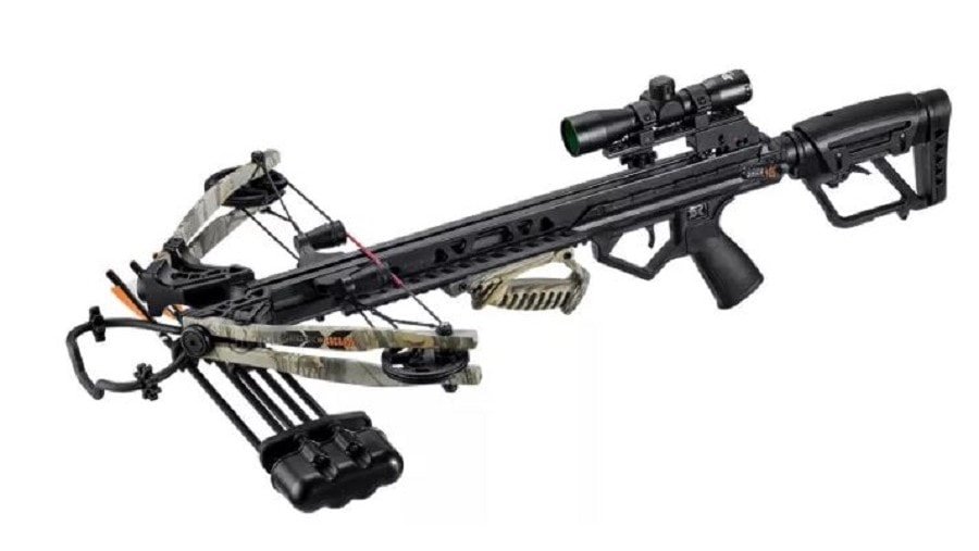 picture of the bear saga x crossbow