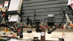 PSE Stinger Max compound bow