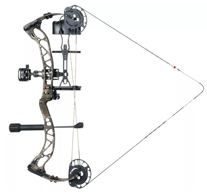 PSE Archery BRUTE NXT PACKAGE