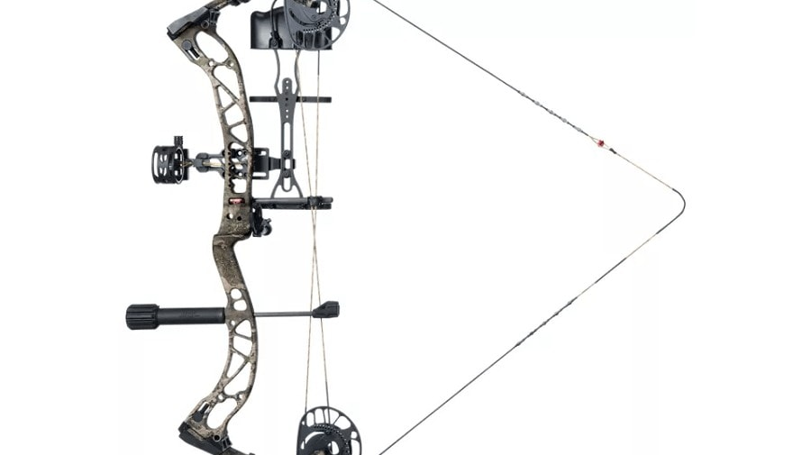 PSE Archery Brute NXT RTS Compound Bow
