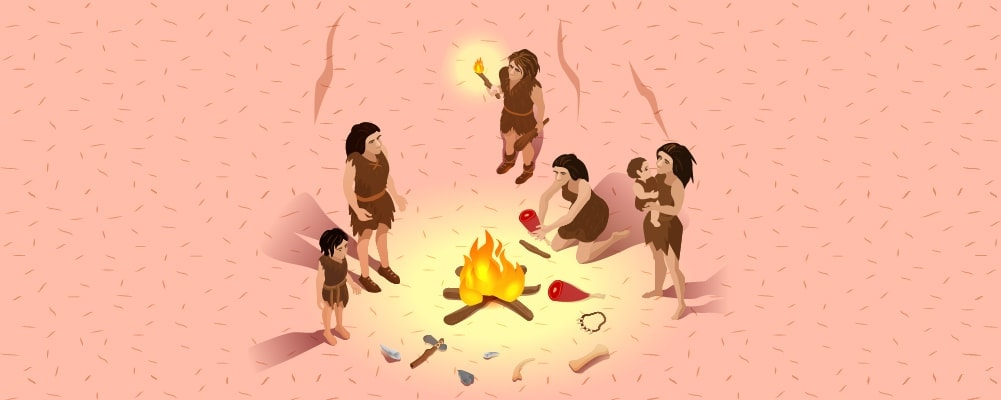 2.The Early Human Diet