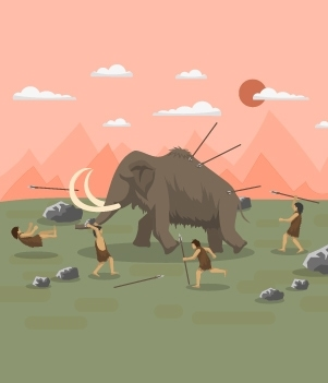 3.What Animals Did Early Humans Hunt
