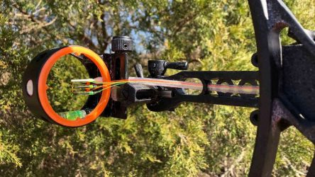 Dead Ringer Tack Driver DT Bow Sight Hands-On Review