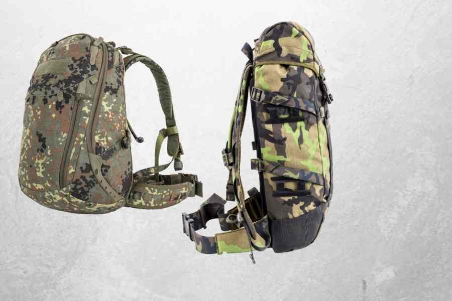 two hunting day packs