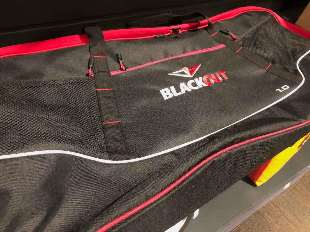 Blackout Soft Bow Case